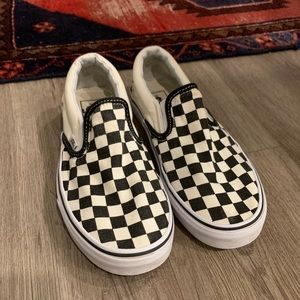 Vans - Checkerboard Slip-On✔️